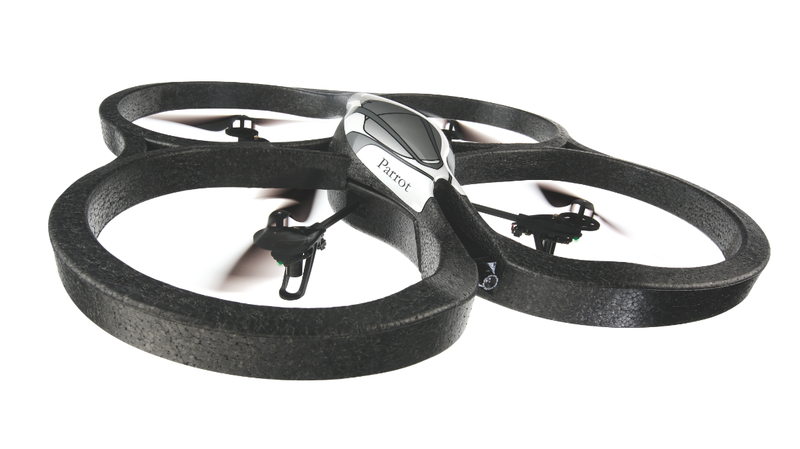 Illustration for article titled An iPhone-Controlled Drone Will Cost You $300