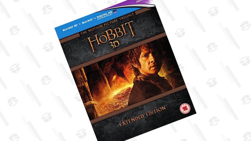 The Hobbit Trilogy - Extended Edition | $40 | Amazon