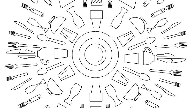 Even IKEA Has Its Own Adult Coloring Book Now