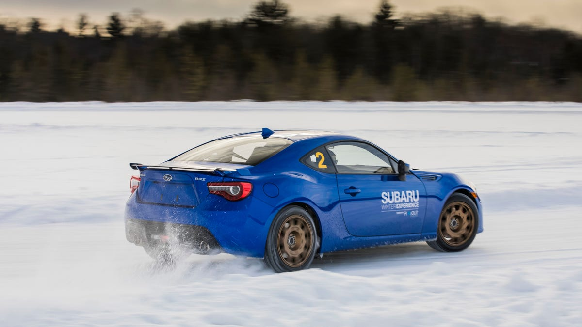 The Subaru BRZ Proves A Modern Rear-Wheel Drive Car Is Great