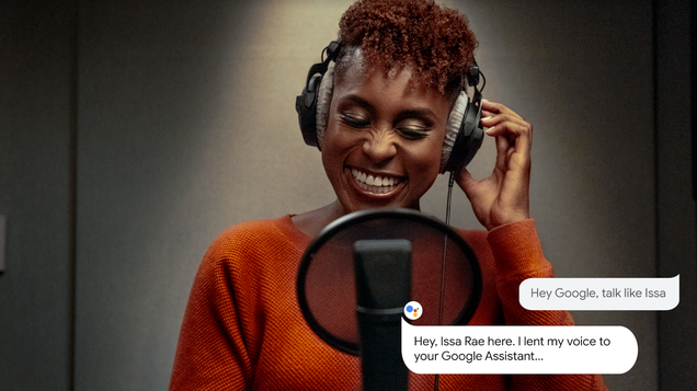 Issa Rae Has Lent Her Voice to Google Assistant. Yes, You Can Ask Her About Lawrence