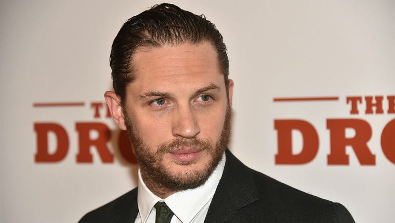 Illustration for article titled Tom Hardy Says He Won't Make a Romantic Comedy Ever Again