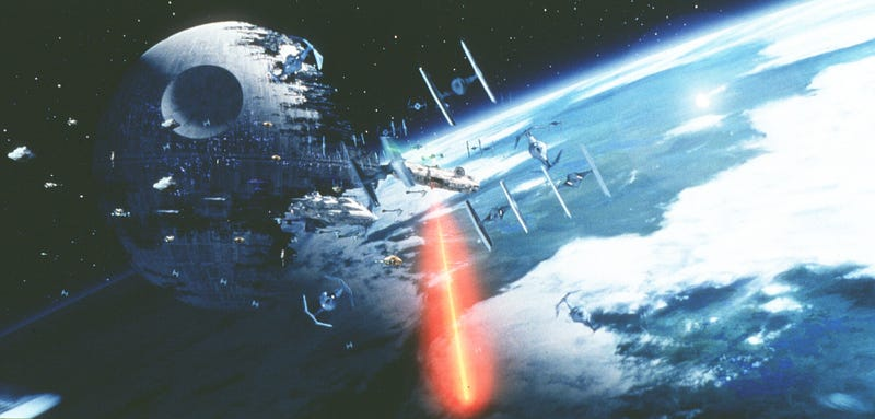 Illustration for article titled The Charge of the Industrial Light & Magic Brigade