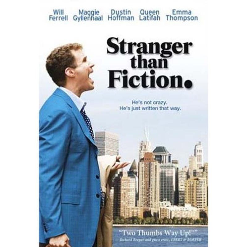 Illustration for article titled Your (Weekly) Autumn Movie Guide to Movies You Should Watch Again: Stranger Than Fiction