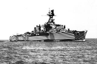 Illustration for article titled Razzle Dazzle Battleships