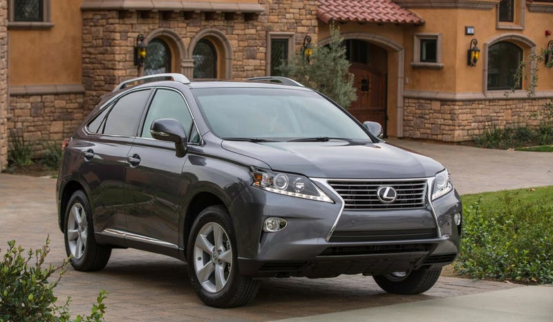 Illustration for article titled Why Lexus TX Is A Terrible Name For Their Three-Row Crossover