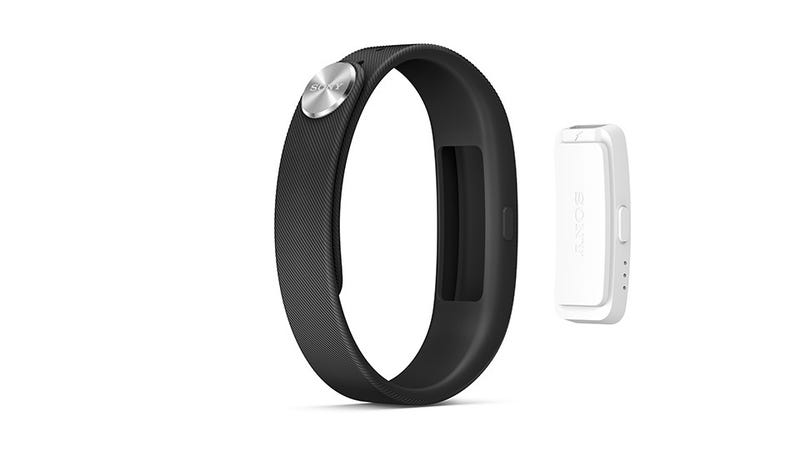 Illustration for article titled Sony's SmartBand Activity Tracker Is Real and Coming In March