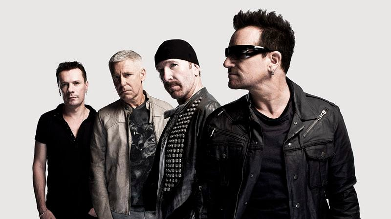 Illustration for article titled U Talkin' U2 To Me? finally lands its white whale