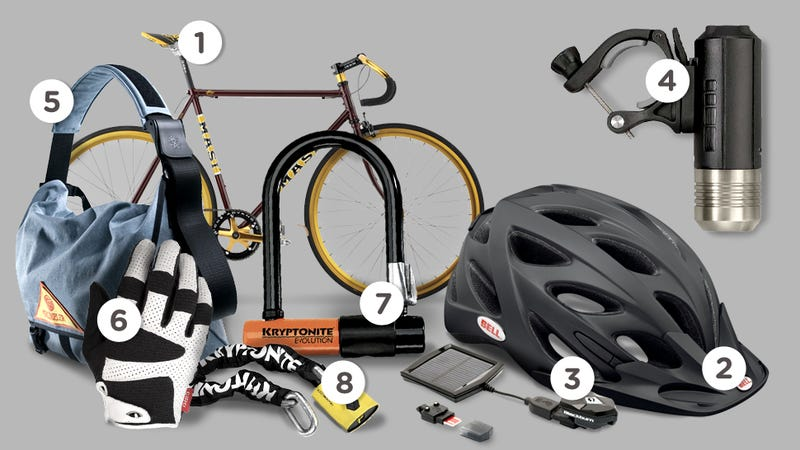 Illustration for article titled Great Gifts for the Pedal Pusher