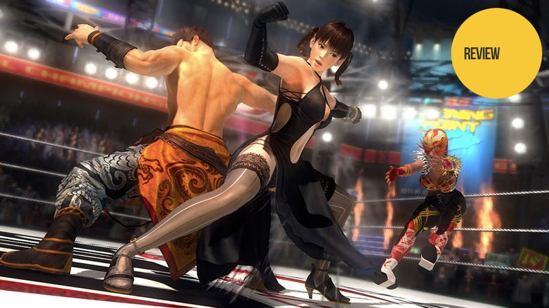 Illustration for article titled Dead or Alive 5: The Kotaku Review [Update]