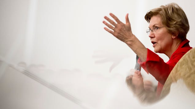 Elizabeth Warren Backs Radical Climate Action as She Gears Up for 2020