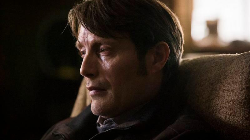 Mads Mikkelsen is sad Hannibal (NBC)