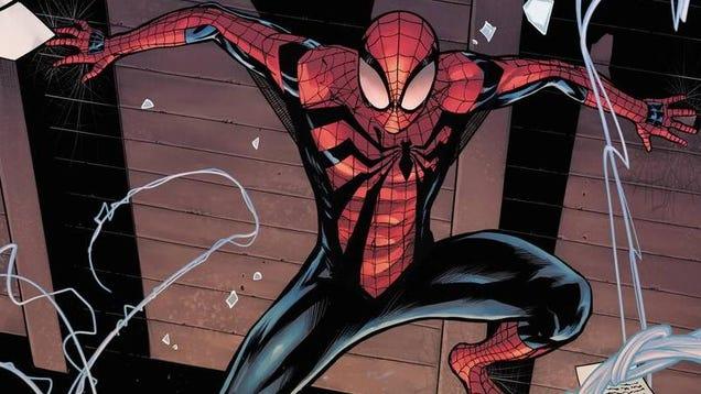 Amazing Spider-Man s New Era Brings Back Ben Reilly as Spider-Man