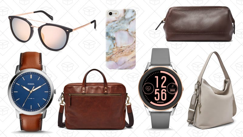 25% off entire order | Fossil | Use code XOXO