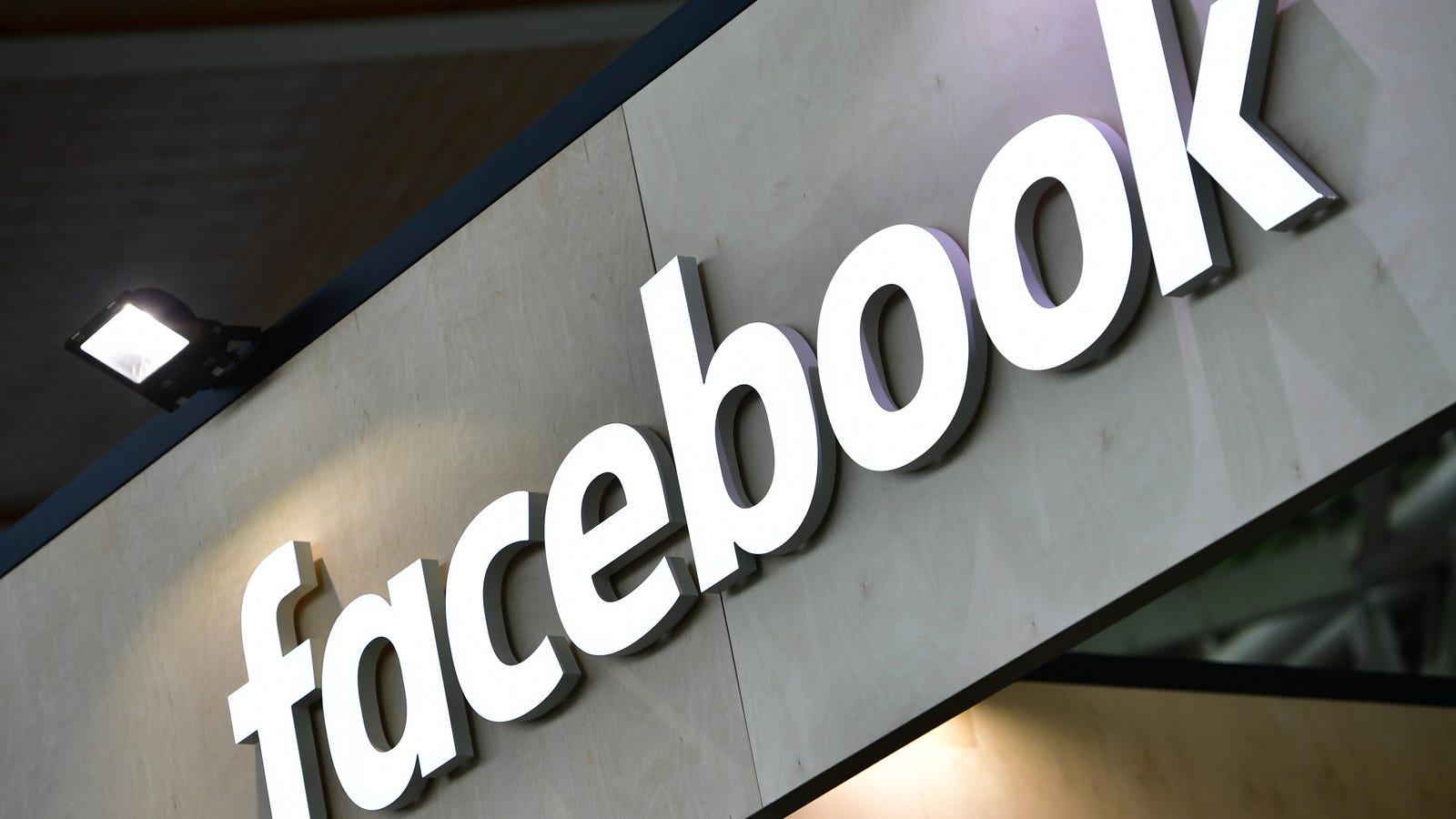 Don't Panic Because of Facebook's Stock Drop