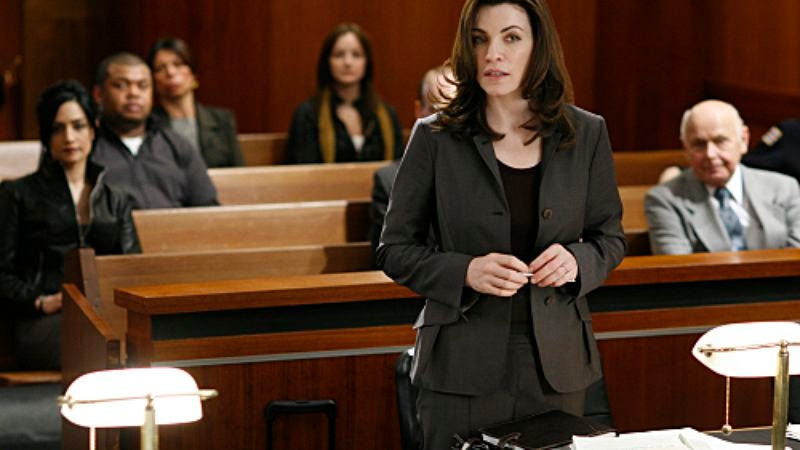 """Illustration for article titled The Good Wife: The Good Wife - """"Pilot"""""""