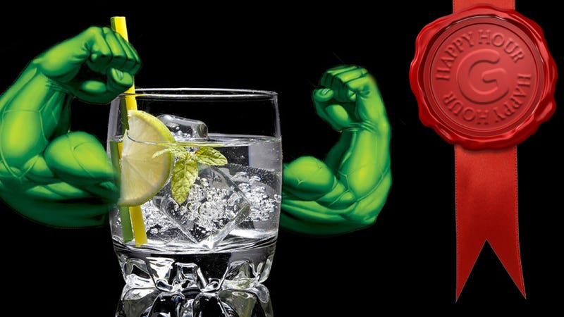 Illustration for article titled The Easiest Way to Upgrade Your Gin and Tonic