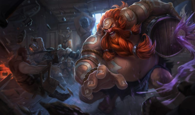 Illustration for article titled 'Game-Altering' Bug Disrupts League Of Legends World Championship [UPDATE]