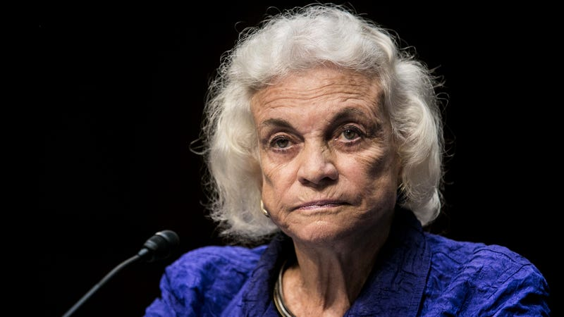 Illustration for article titled Sandra Day O'Connor Has Dementia