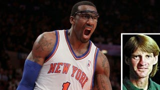 Illustration for article titled Idiot Utah Sports Columnist More Or Less Calls Amar'e Stoudemire A Dumb Negro