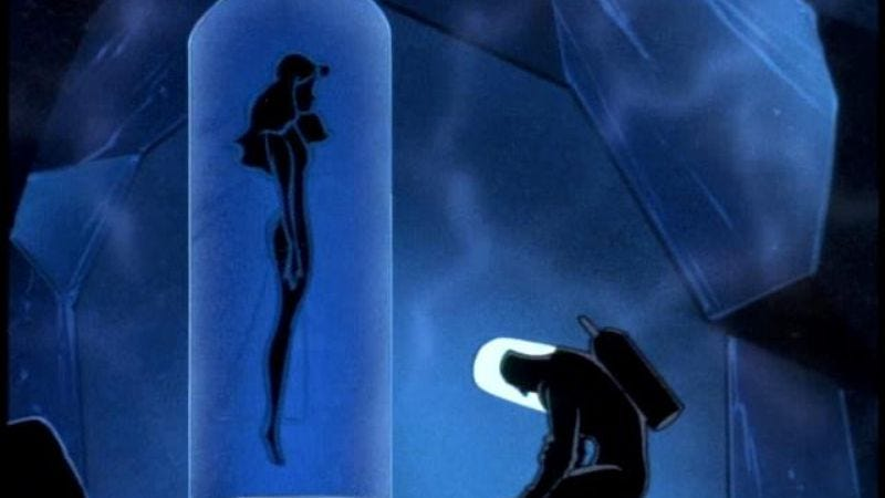 "Illustration for article titled Batman: The Animated Series: ""Deep Freeze"""