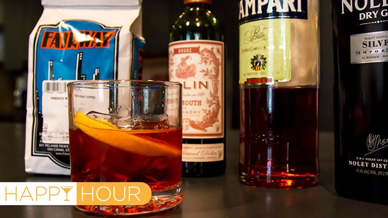 These Coffee-Infused Cocktails Are the Hair of the Dog You've Been Looking For