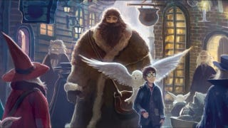 Illustration for article titled The Harry Potter books are finally getting decent covers