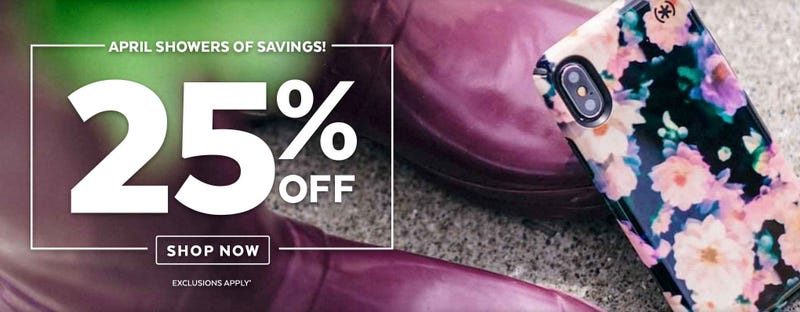 25% off Sitewide | Speck