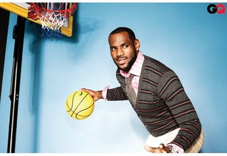 "Illustration for article titled LeBron Says The Backlash Against Him Had ""A Race Factor"""