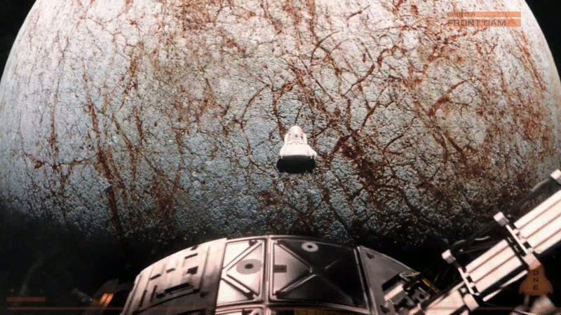 Europa Report is a space opera that gets it right