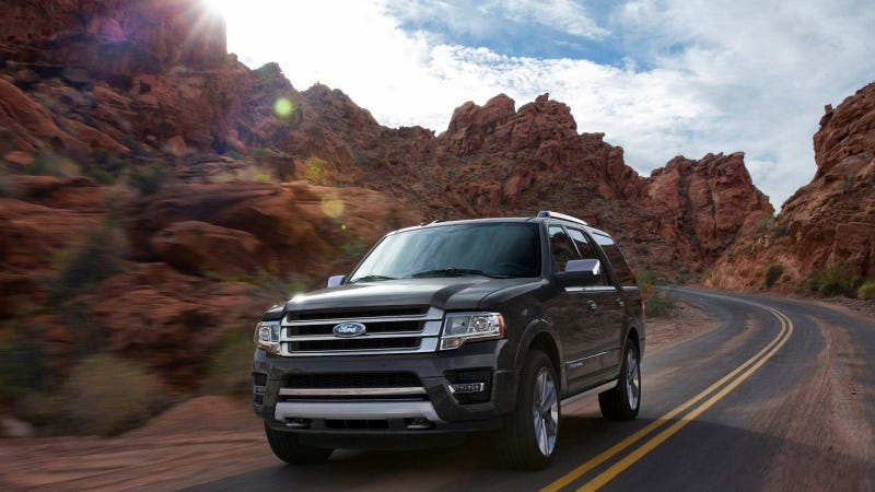 Illustration for article titled What Do You Want To Know About The 2015 Ford Expedition?