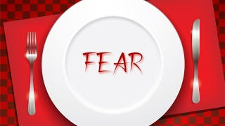 Illustration for article titled Why You Should Think of Fear the Way You Do Lunch