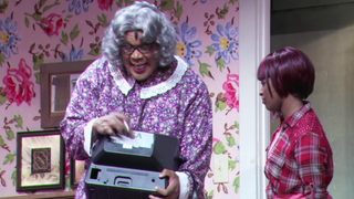 Promo for Tyler Perry's Madea's Neighbors From HellYouTube screenshot