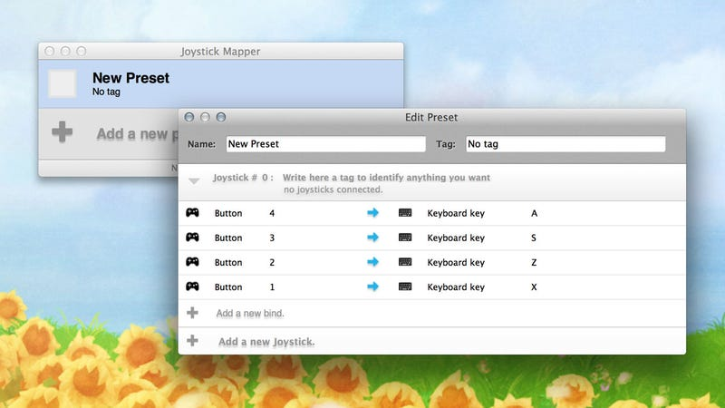 Joystick Mapper Makes Your Favorite Mac Gamepad Work with Any App
