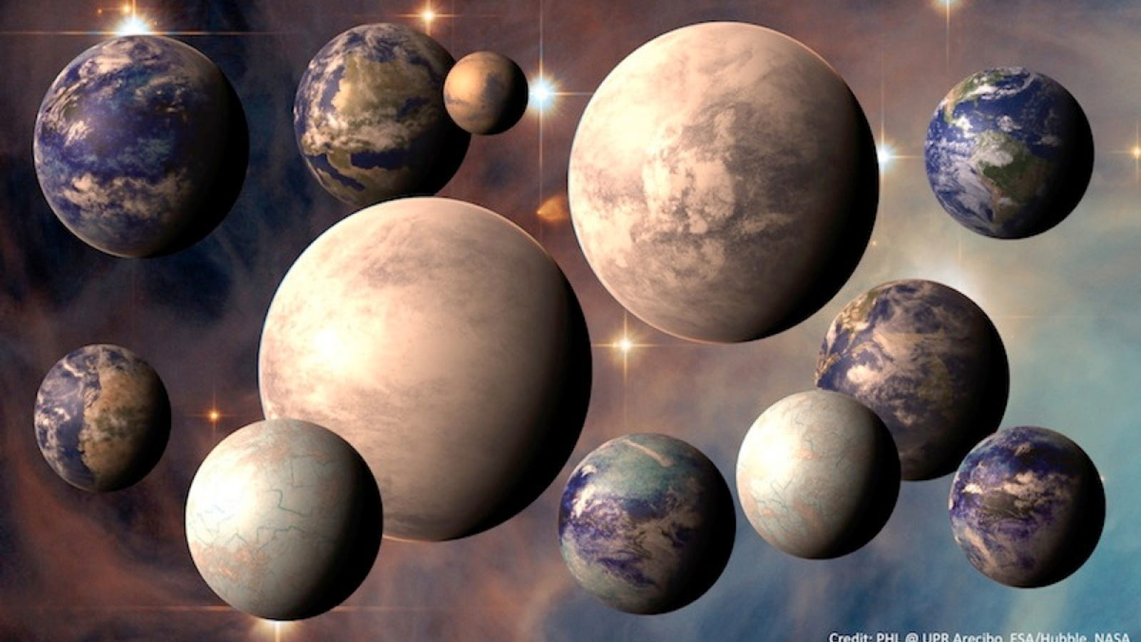 When it comes to exoplanets, science fiction lags way behind science