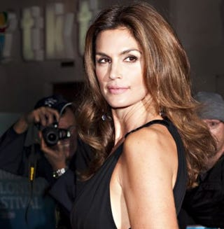 Illustration for article titled Cindy Crawford On Feminism, Modeling