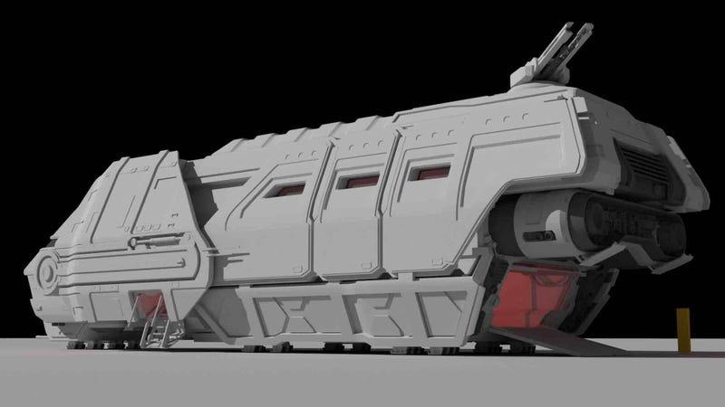 Illustration for article titled Meet The Ships Helmed ByDark Matter's Biggest Antagonists