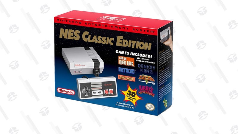 NES Classic | $60 | Amazon | Ships by July 27