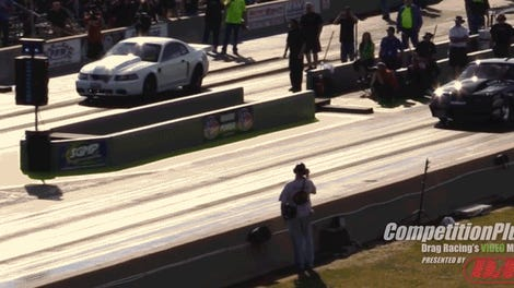 How To Crush A Record In An 11000 Horsepower Top Fuel Dragster