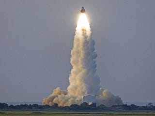Illustration for article titled The Max Launch Abort System Launch Makes Me Want to Be an Astronaut Again