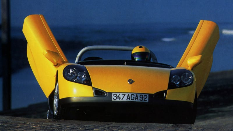 Illustration for article titled Show Us The Most Insane French Cars Ever Built
