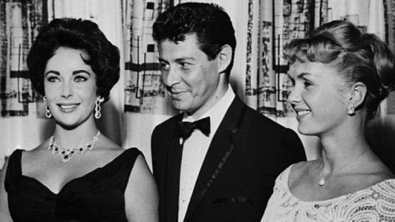 Illustration for article titled R.I.P. singer, film star, and incurable ladies' man Eddie Fisher