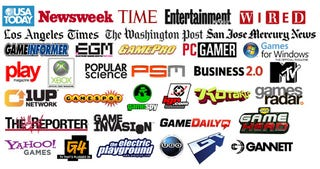 Illustration for article titled Game Critics Best of E3 By the Numbers