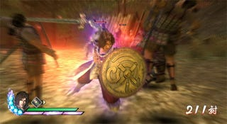 Illustration for article titled Wii-Exclusive Samurai Warriors 3 Journeys To America