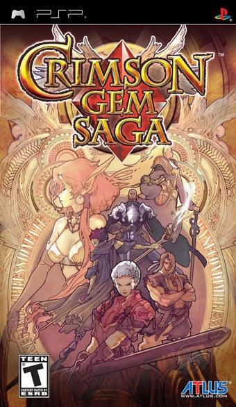 Illustration for article titled Atlus Announces Crimson Gem Saga Again