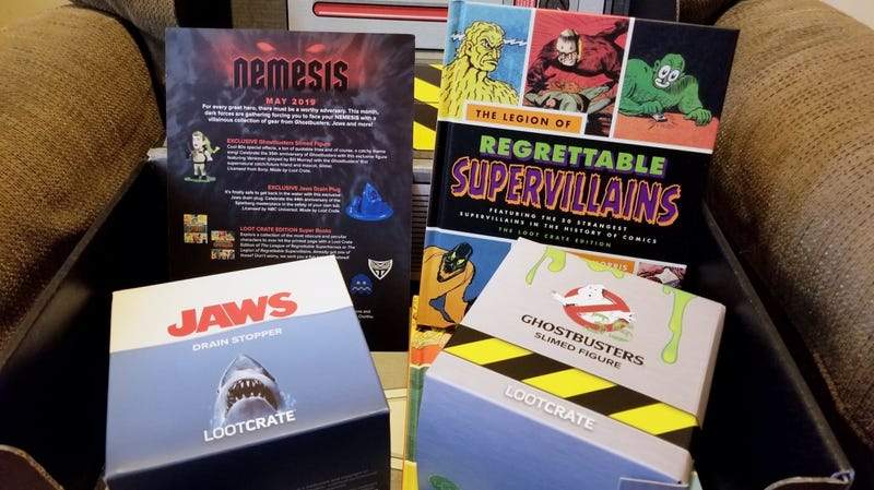 Loot Crate Files for Bankruptcy and Lays Off Workers But Promises to Ship Remaining Boxes