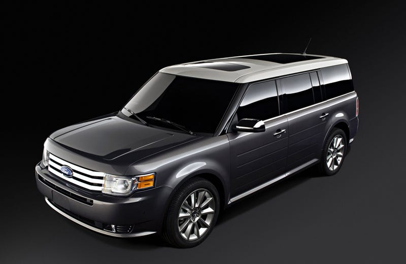 Illustration for article titled 2010 Ford Flex EcoBoost: It's Got The Power