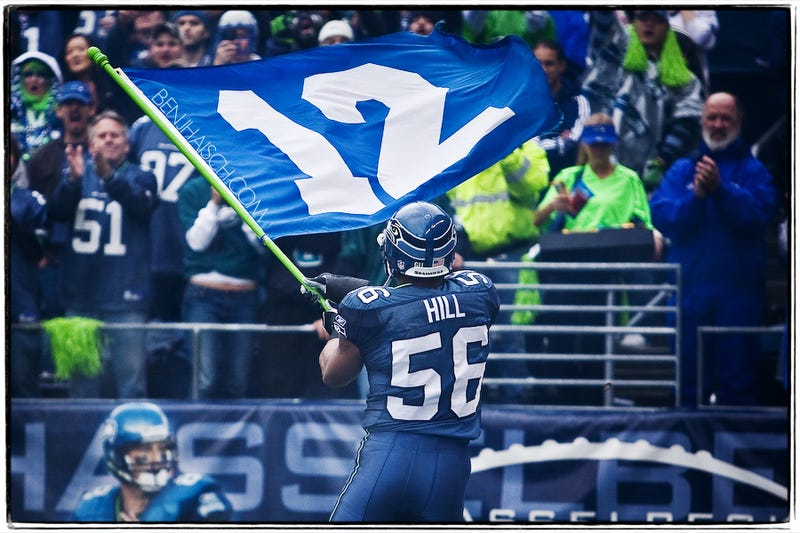 Illustration for article titled Seattle's 12th Man Is A Traitor