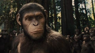 Illustration for article titled Gary Oldman will kill all the damn dirty apes in Dawn of the Planet of the Apes