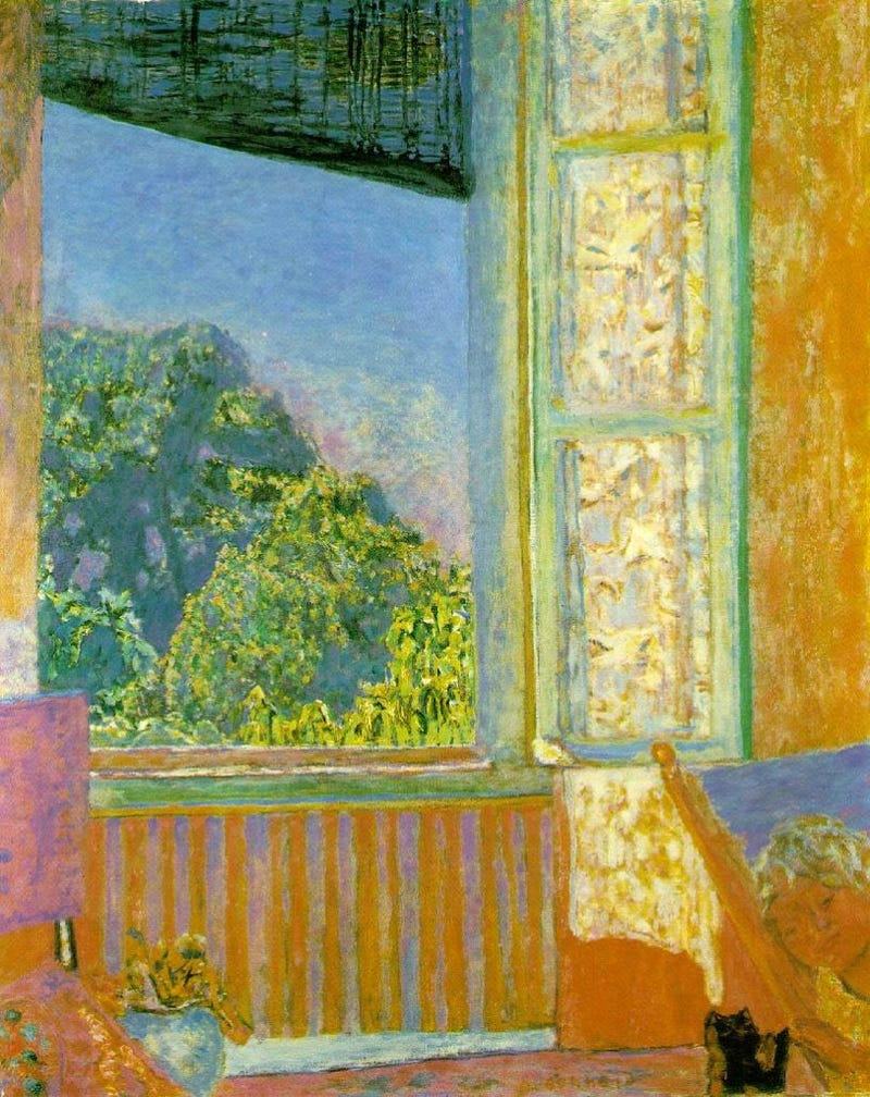 Illustration for article titled Everybody Loves The Sunshine in Bonnard's World